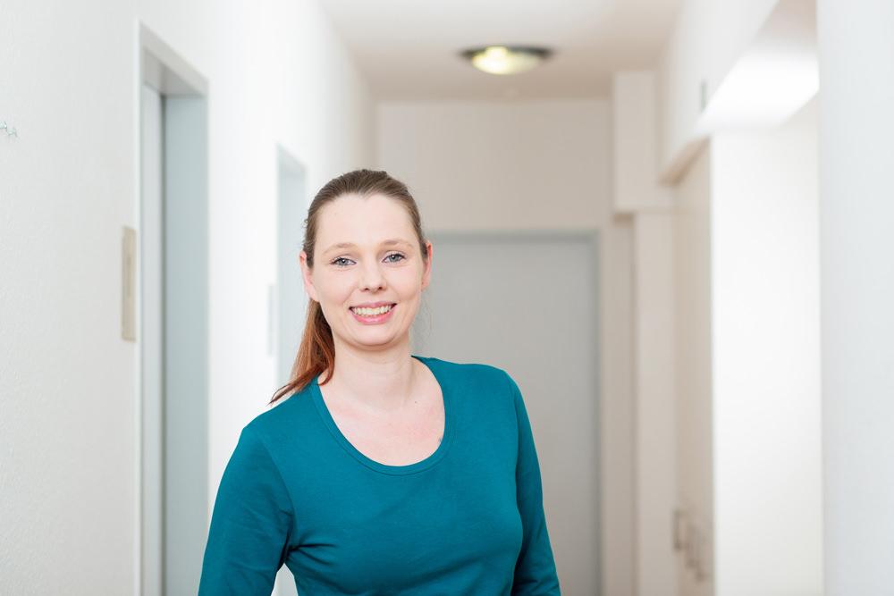 Orthopäde Bensberg - Reitenbach - Team - Anne Sauer