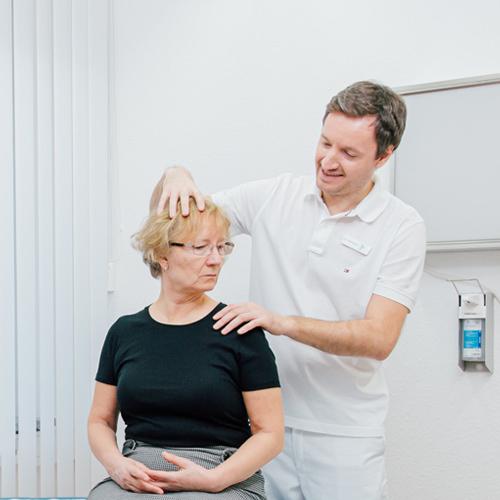 Orthopäde Bensberg - Reitenbach - Chirotherapie