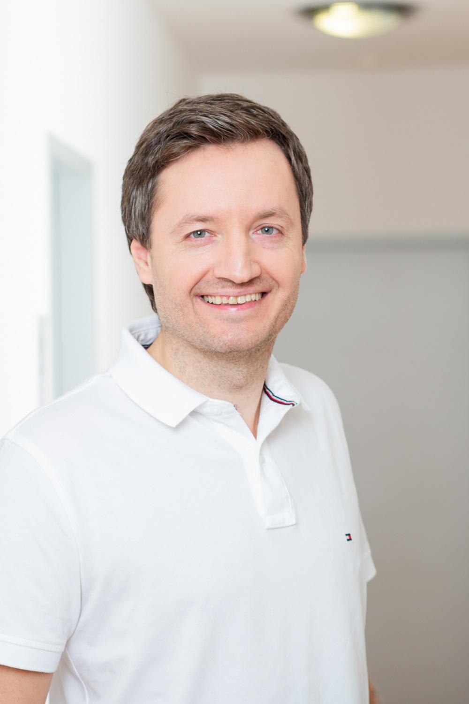 Orthopäde Bensberg - Portrait von Dr. Eugen Reitenbach
